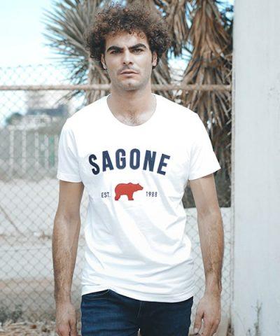Camiseta Macaret Blanca