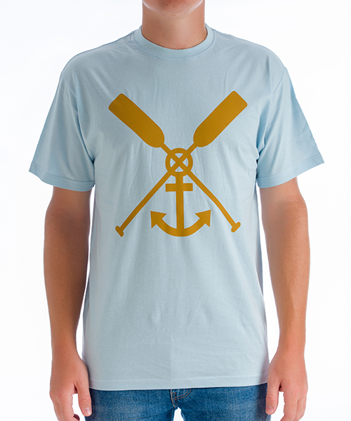 Camiseta Sagone Azul