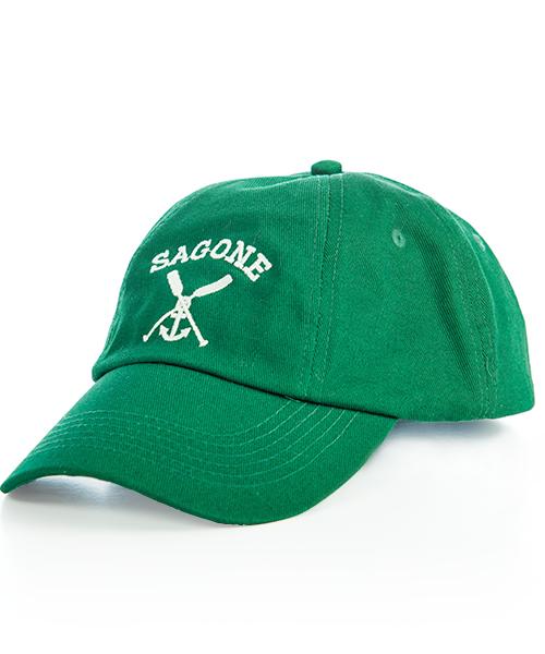 Cappello classico verde