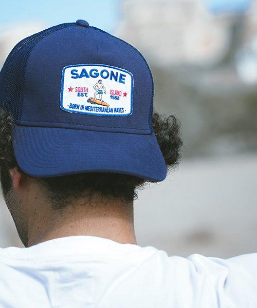 Cappello Laga Blu