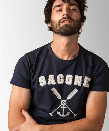 Blue T-shirt Menorca
