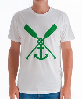 White T-shirt Sagone