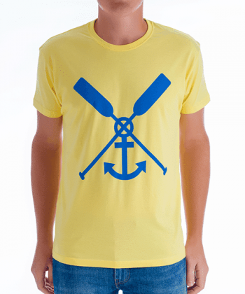 Yellow T-shirt Sagone