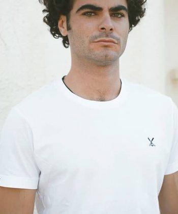 White T-shirt Ibiza