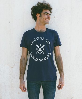 Blue T-shirt Alayor